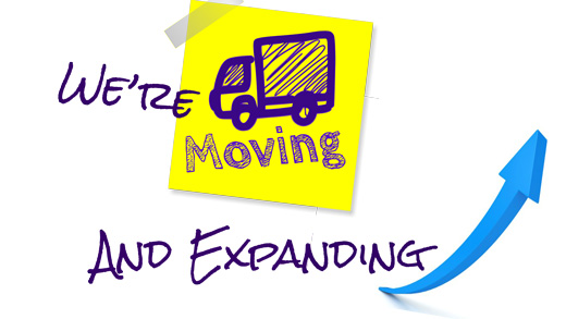 We're Moving, and Expanding!